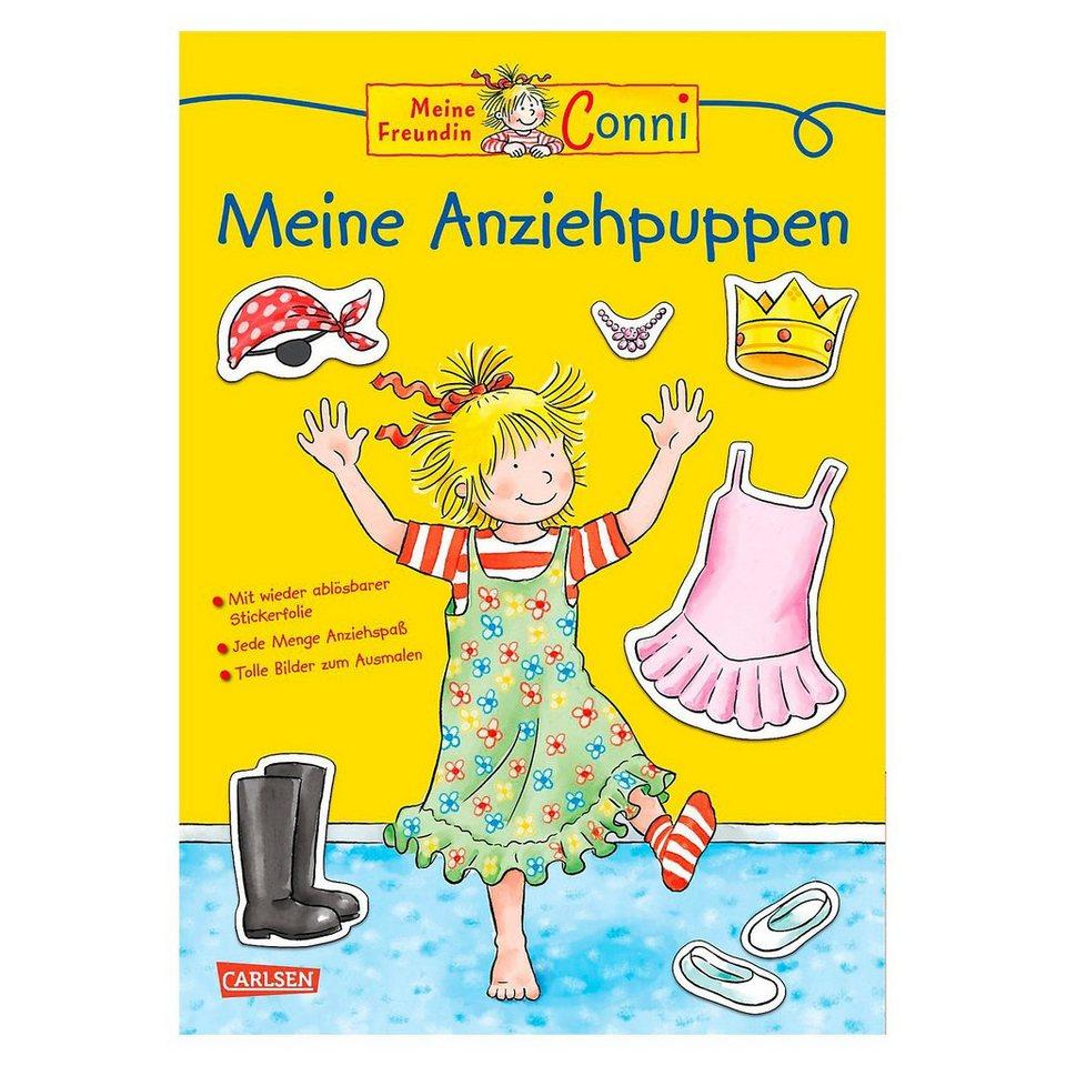 Carlsen Verlag Meine Freundin Conni Meine Anziehpuppen Online