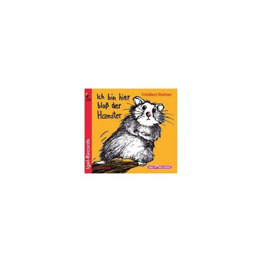 Igel Records Ich bin hier bloß der Hamster, 2 Audio-CDs