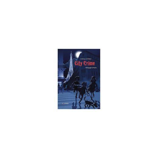 Tulipan Verlag City Crime: Pelzjagd in Paris