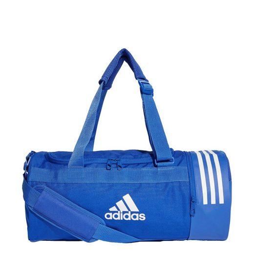 adidas Performance Sporttasche »Convertible 3-Streifen Duffelbag S«