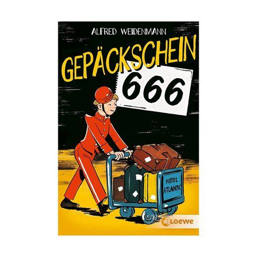 Loewe Verlag Gepäckschein 666