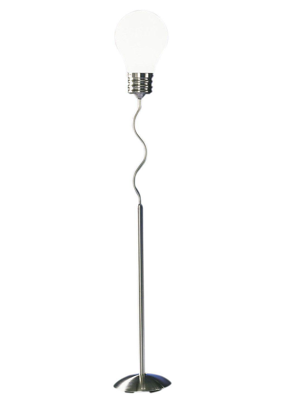 TRIO Leuchten Stehlampe »GLÜHBIRNE«, 1-flammig