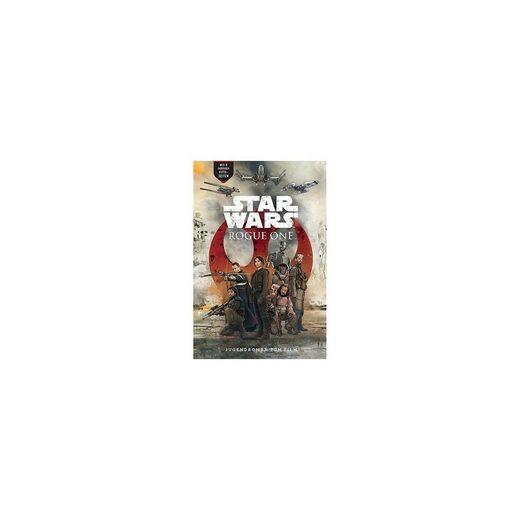 PANINI VERLAG Star Wars Rogue One, Roman zum Film