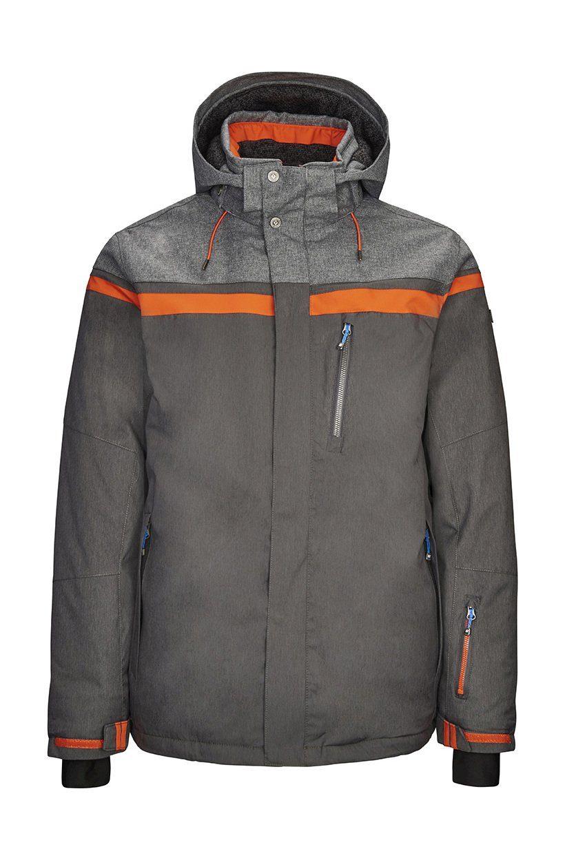 Killtec Funktionsjacke »Tigor«, mit abzippbarer Kapuze und Schneefang online kaufen | OTTO