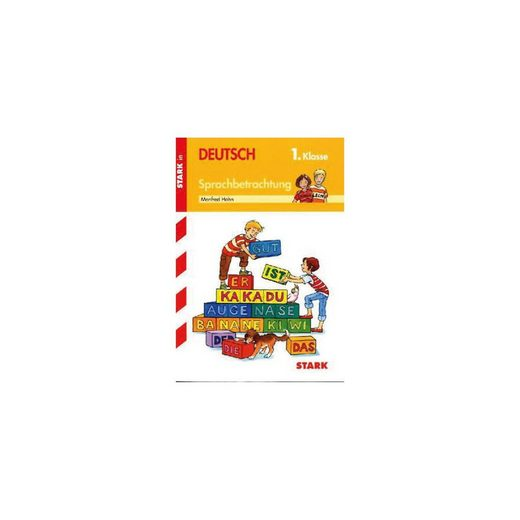 Stark Verlag Grammatik 1. Klasse
