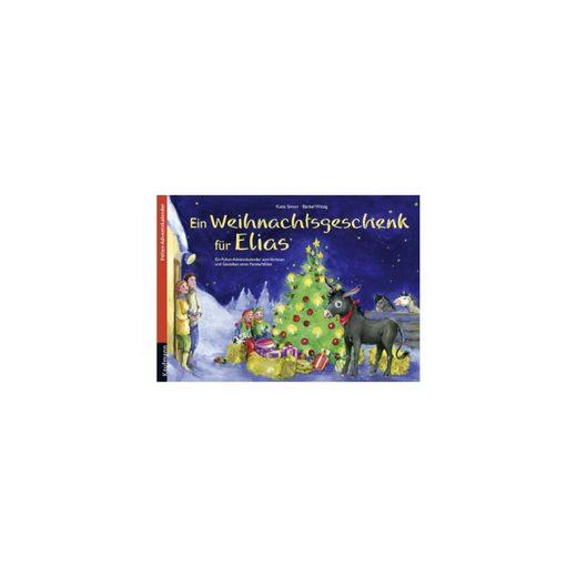 Kaufmann Verlag Ein Weihnachtsgeschenk für Elias