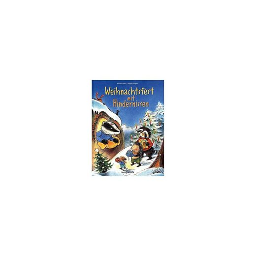 Kaufmann Verlag Weihnachtsfest mit Hindernissen