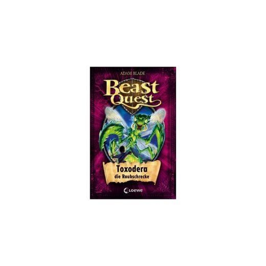 Loewe Verlag Beast Quest: Toxodera, die Raubschrecke