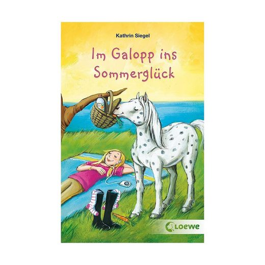 Loewe Verlag Im Galopp ins Sommerglück, Sammelband