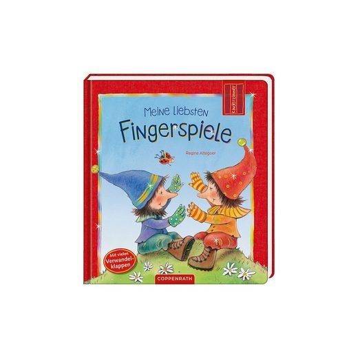Coppenrath Meine liebsten Fingerspiele