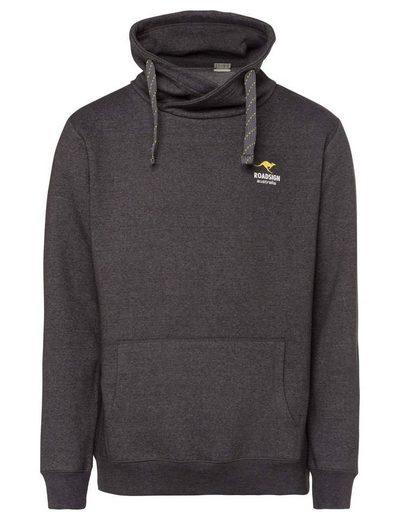 ROADSIGN australia Sweatshirt »Melbourne Wear« mit Stehkragen im Hoodie-Stil