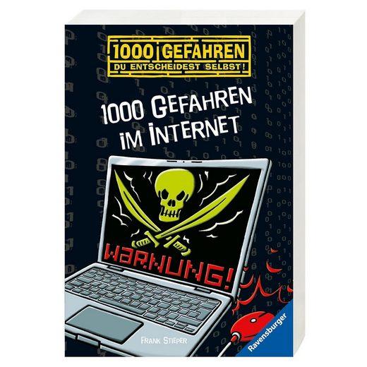 Ravensburger 1000 Gefahren - Du entscheidest selbst: 1000 Gefahren im Int