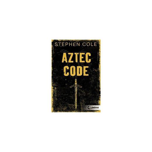 Loewe Verlag Aztec Code