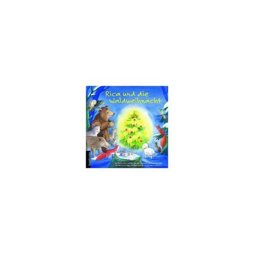 Kaufmann Verlag Rica und die Waldweihnacht, Poster-Adventskalender (21 x 21