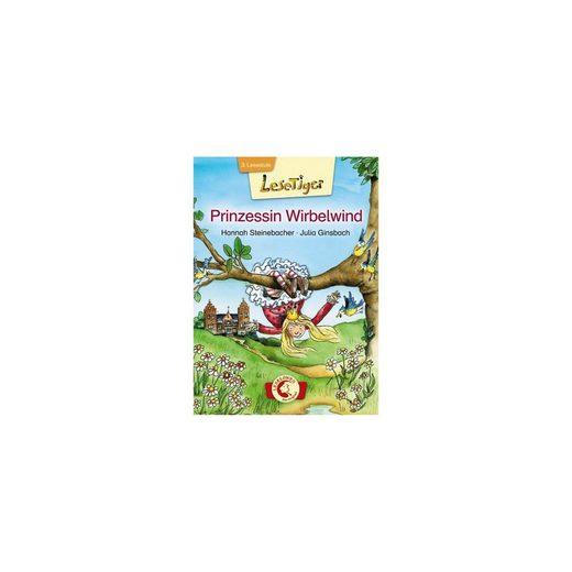 Loewe Verlag Lesetiger: Prinzessin Wirbelwind, 3. Lesestufe