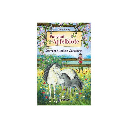 Loewe Verlag Ponyhof Apfelblüte: Sternchen und ein Geheimnis