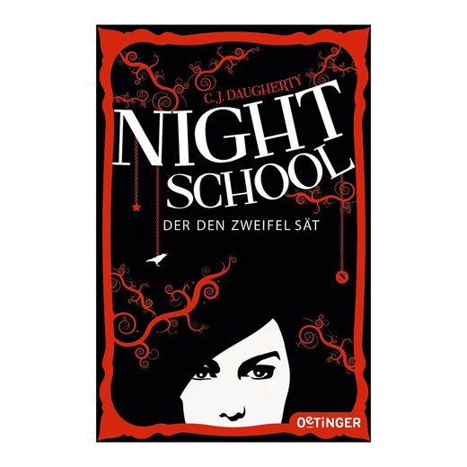 Oetinger Night School: Der den Zweifel sät, Band 2
