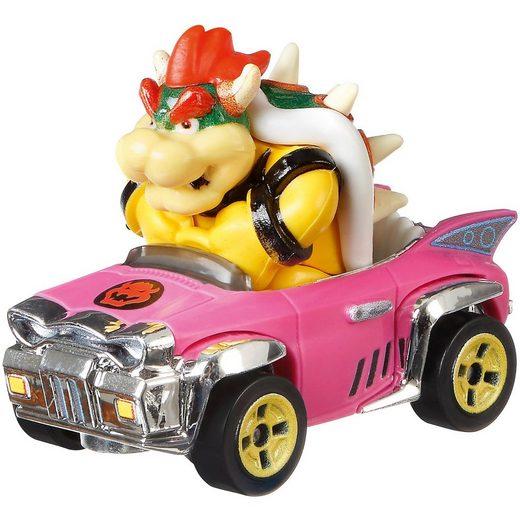 Mattel® Hot Wheels Mario Kart Replica 1:64 Die-Cast Bowser