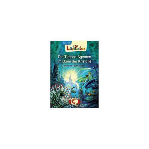 Loewe Verlag Lesepiraten: Die Tiefsee-Agenten im Bann der Kristalle, 4. L