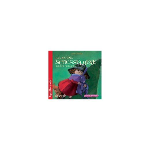 Igel Records Die kleine Schusselhexe und der Zauberer, 1 Audio-CD