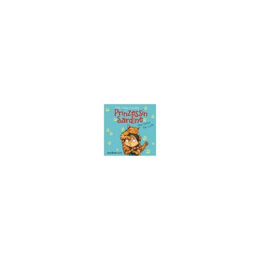 Argon Verlag Prinzessin Sardine, 1 Audio-CD