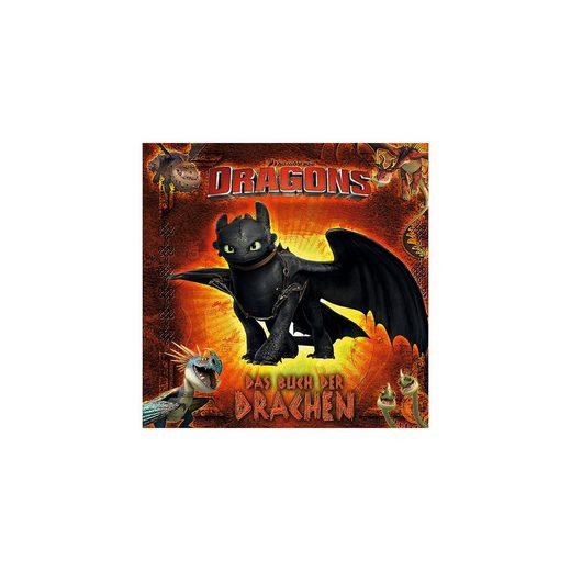 PANINI VERLAG Dragons: Das Buch der Drachen