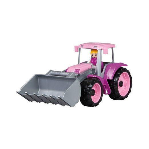 Lena® TRUXX Traktor, rosa
