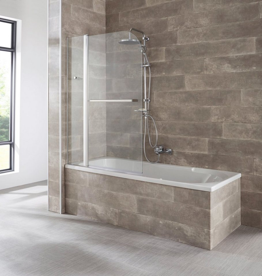 WELLTIME Badewannenaufsatz »Mataro«, 2-tlg., 100x140cm online kaufen | OTTO