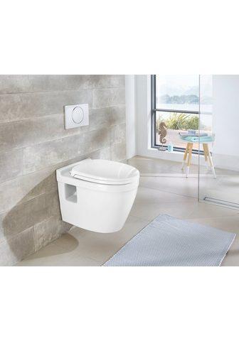 WELLTIME Wand-WC »Dover« Keramik To...