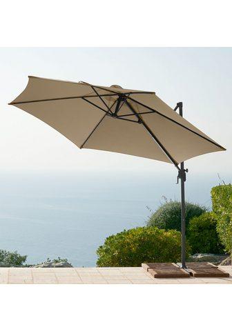 GARTEN GUT GARTENGUT skėtis »Palermo« 300x300 cm ...
