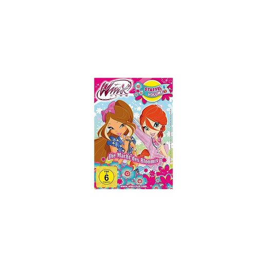 DVD Winx Club - Staffel 6 (Vol.1)