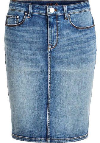 Юбка джинсовая »VICOMMIT«