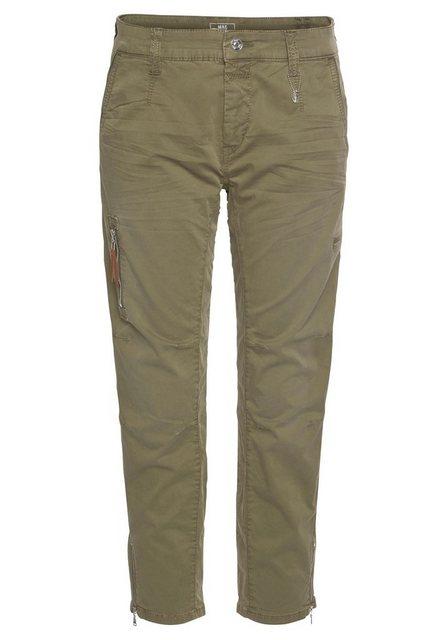 MAC Cargojeans »Rich-Cargo-Cotton« Hose in typischer Cargo-Form | Bekleidung > Jeans > Cargojeans | MAC