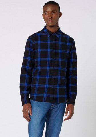 WRANGLER Flaneliniai marškiniai