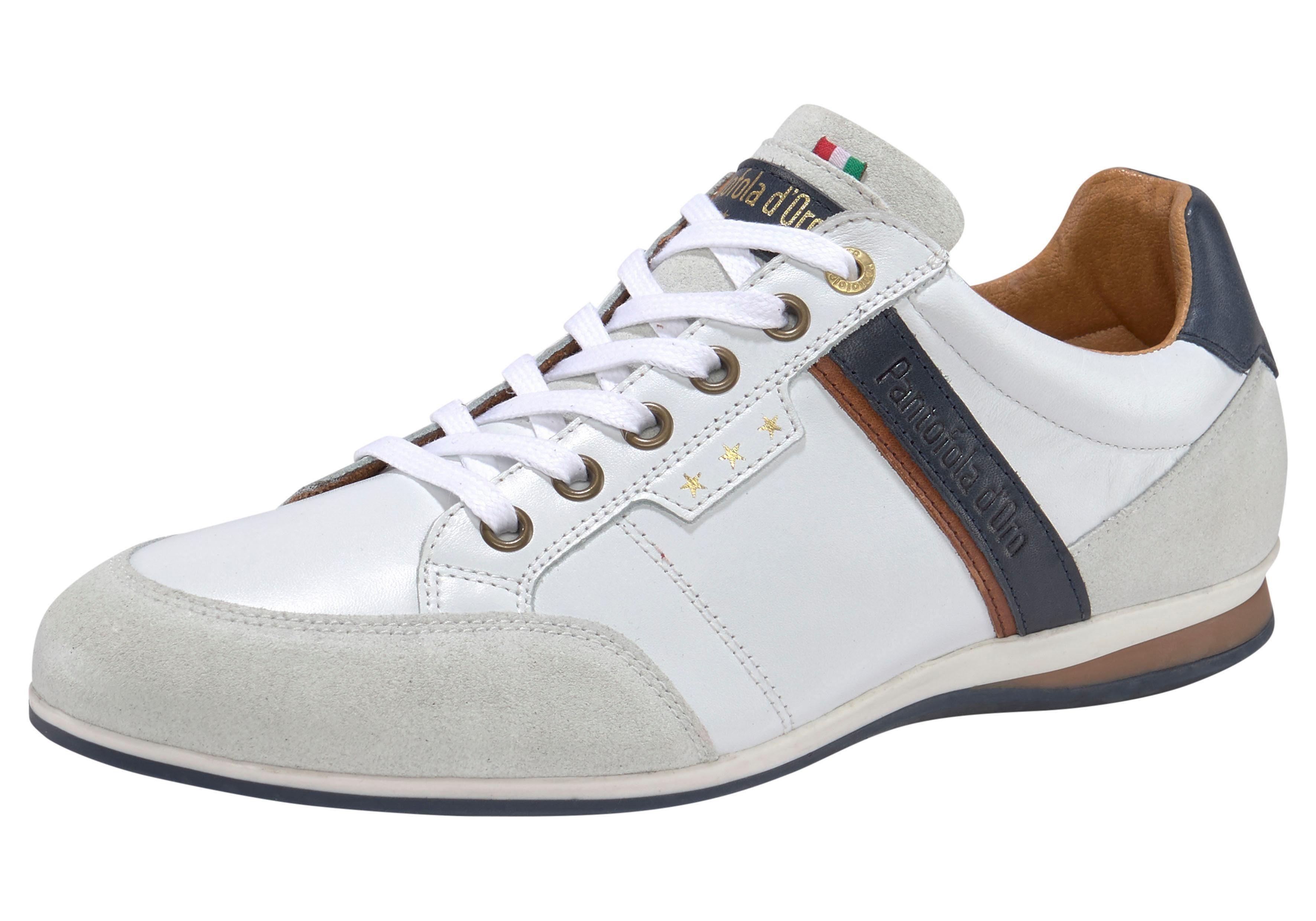 Pantofola d´Oro »Roma Uomo Low« Sneaker, Sportlich eleganter Sneaker von Pantofola d'Oro online kaufen | OTTO