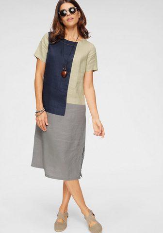 BOYSEN'S Летнее платье »aus 100% Leinen&l...