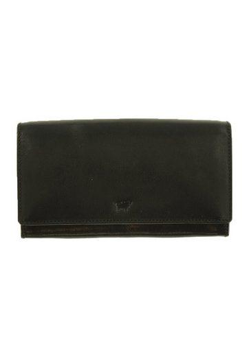 Braun Büffel Geldbörse »AREZZO«, mit RFID-blockierender Technologie