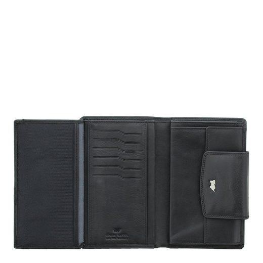 Braun Büffel Geldbörse »GOLF 2.0«  im eleganten Look 12CS