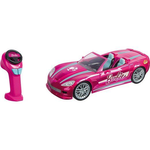 Mondo Barbie Dream Car - 2.4 GHz