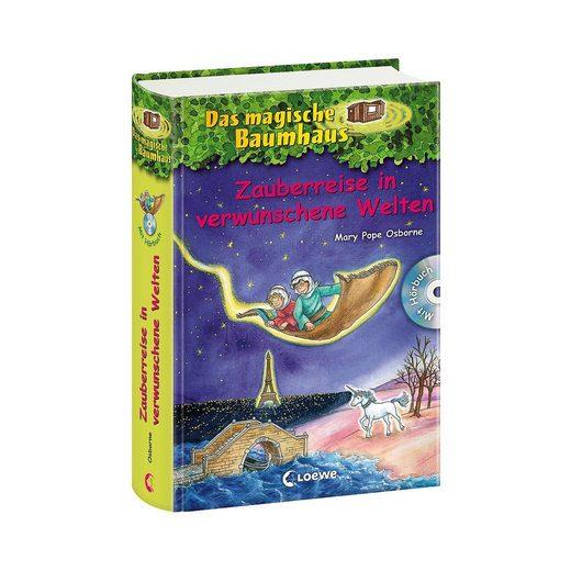 Loewe Verlag Das magische Baumhaus: Zauberreise in verwunschene Welten, S