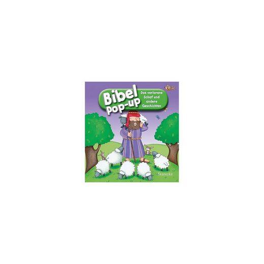 Verlag der Francke-Buchhandlung Bibel-Pop-up: Das verlorene Schaf und andere Geschichten