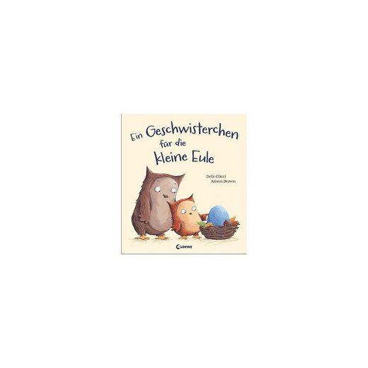 Loewe Verlag Ein Geschwisterchen für die kleine Eule