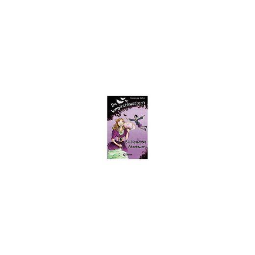Loewe Verlag Die Vampirschwestern: Ein bissfestes Abenteuer, Band 2