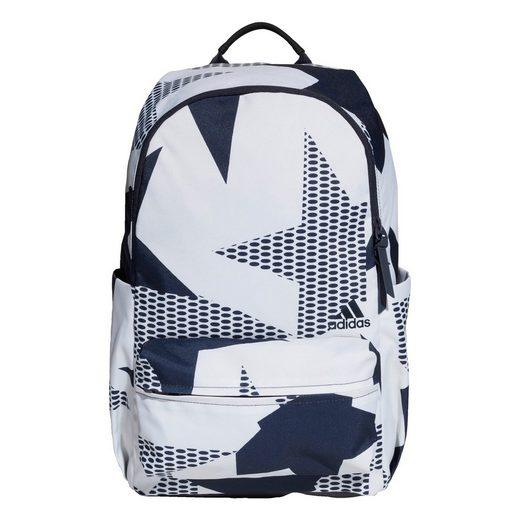 adidas Performance Sporttasche »Classic ID Graphic Rucksack«, Stella McCartney Inspired