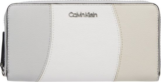 Calvin Klein Geldbörse, in schöner Farbkombination
