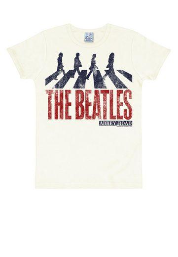 LOGOSHIRT T-Shirt im Vintage-Stil