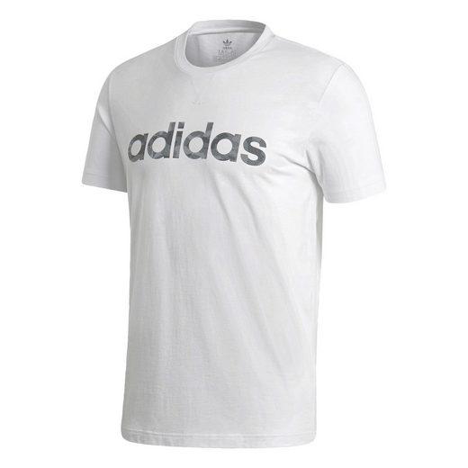 adidas Performance T-Shirt »Camo Linear T-Shirt« Essentials