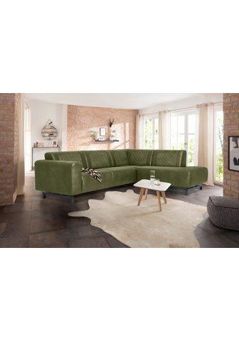 PREMIUM COLLECTION BY HOME AFFAIRE Kampinė sofa »Avila«