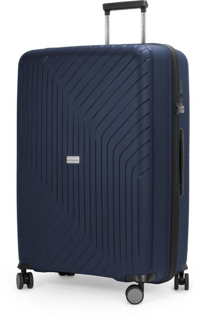 Hauptstadtkoffer Hartschalen-Trolley »TXL, 76 cm, dunkelblau«, 4 Rollen   Taschen > Koffer & Trolleys > Trolleys   hauptstadtkoffer