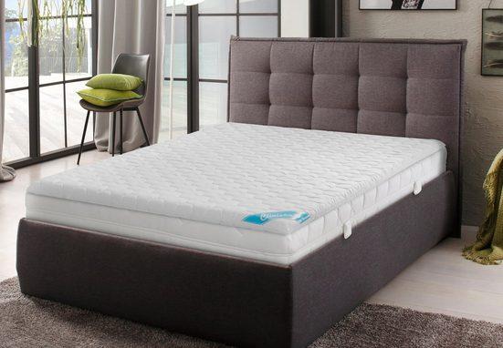 Topper »Clinisan Punktoflex«, fan Schlafkomfort Exklusiv, 6 cm hoch, Raumgewicht: 25, Komfortschaum